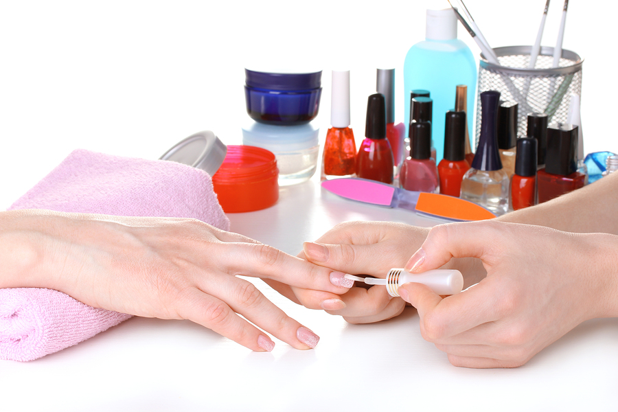 bigstock-Manicure-process-in-beautiful--32141174
